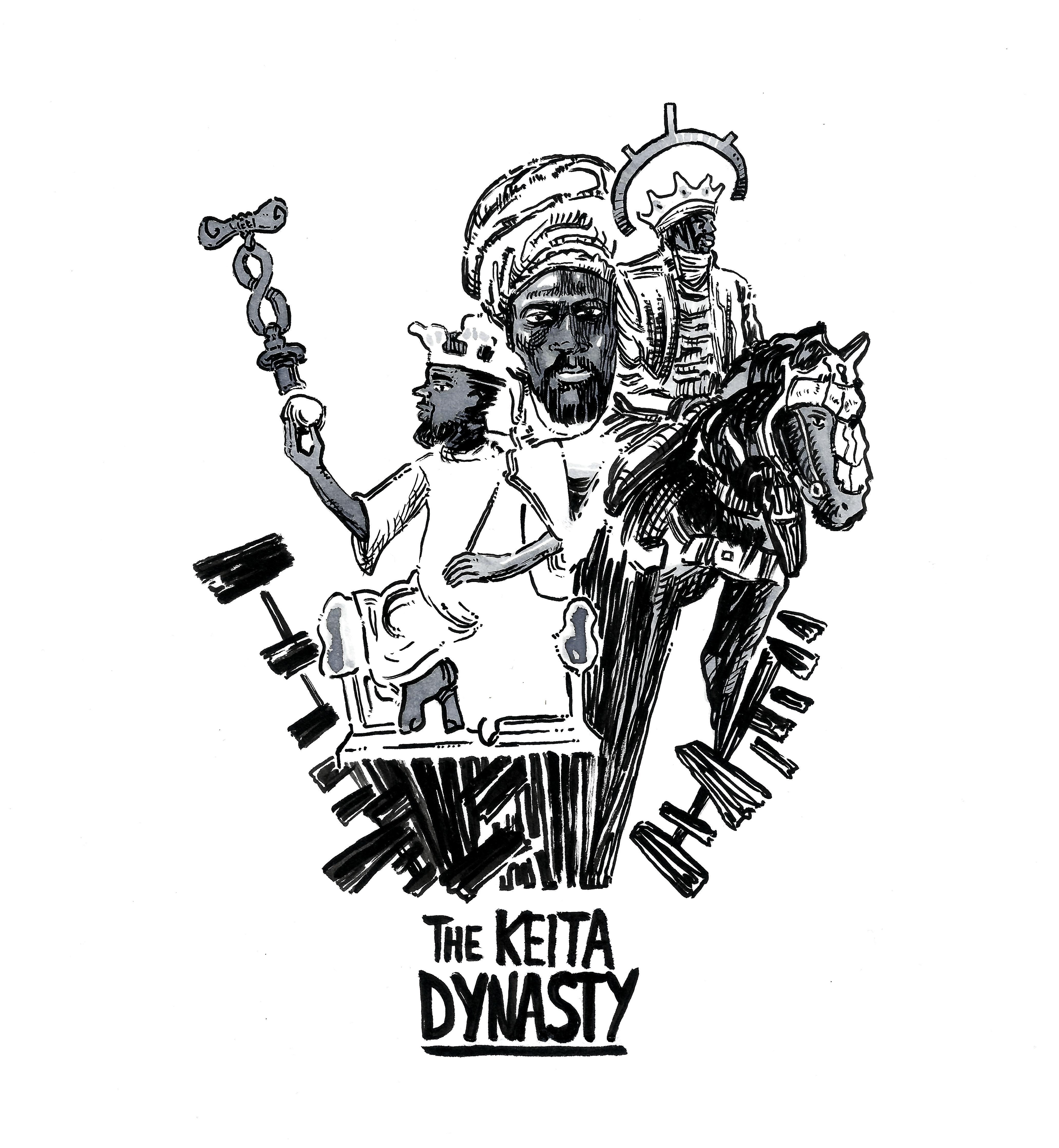 The Keita Dynasty